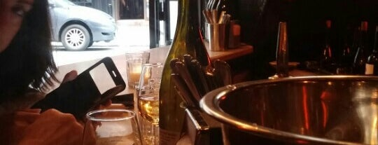 The Ten Bells is one of NYC - Wine Bars.