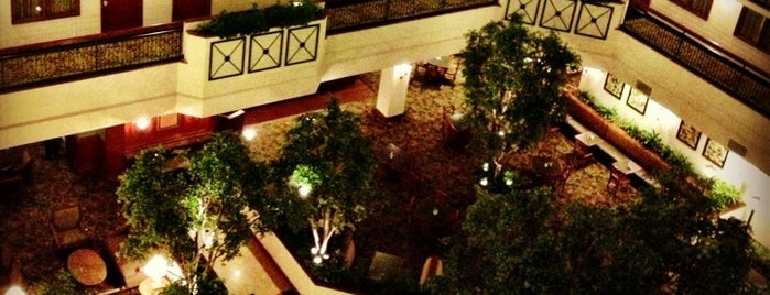 Embassy Suites by Hilton Dallas Near the Galleria is one of Places I've stayed.