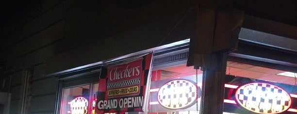 Checkers is one of Lugares guardados de Michael.