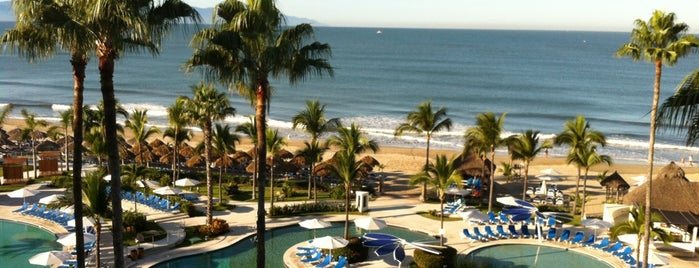 Hard Rock Hotel Vallarta is one of Tempat yang Disukai VETC COOL TRAVEL.