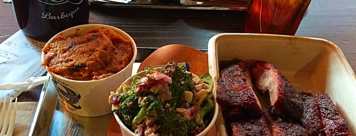 Mighty Quinn's BBQ is one of Hit List: New York.
