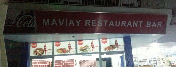 Mavi Ay Restaurant & Bar is one of Posti che sono piaciuti a Asutay.