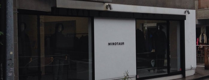 MINOTAUR is one of Japan Guide.