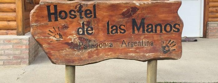 Hostel Del Las Manos is one of Lugares favoritos de So.