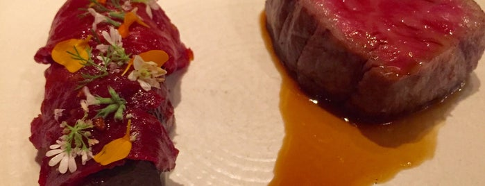 Atelier Crenn is one of Where to Dine Like a Frenchman in the U.S..