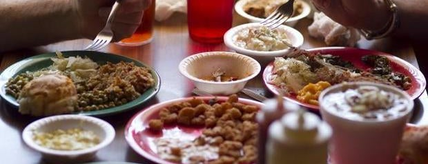 Casey's Barbecue & Home Cookin' Buffet is one of NC's Best-Kept Secrets.