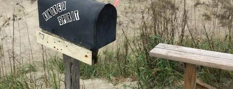 Kindred Spirit Mailbox is one of NC's Best-Kept Secrets.