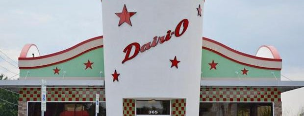 Dairi-O is one of NC's Best-Kept Secrets.