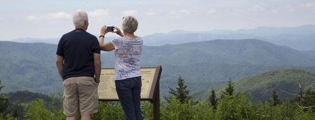 Highest Elevation Lookout is one of NC's Best-Kept Secrets.