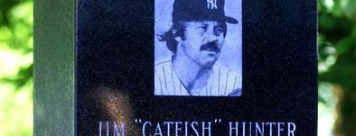 "Jim ""Catfish"" Hunter Museum is one of NC's Best-Kept Secrets."