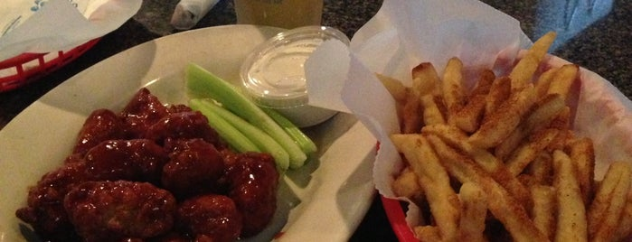 Fireside Bar & Grille is one of places to try.