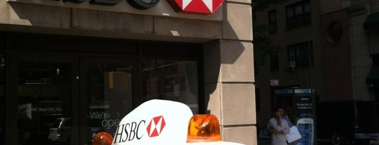 HSBC is one of Lugares favoritos de Jessica.