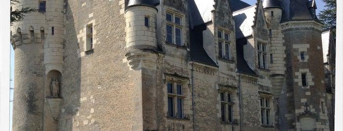 Château de Montrésor is one of Orte, die Thibaut gefallen.