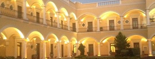 Real Hacienda de Santo Tomás is one of Locais curtidos por Lu.