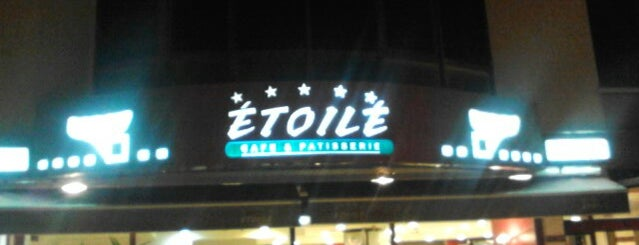 ETOILE Cafe & Patisserie is one of Locais curtidos por Angora.