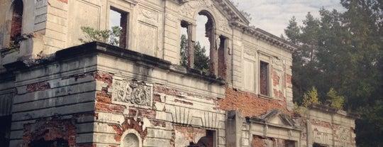 Замок Терещенко / Castle Tereshchenko is one of Tempat yang Disukai Валентина.