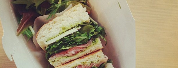 Sandwich Box is one of Posti salvati di Phill.