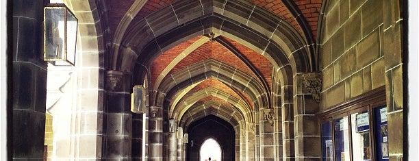 University of Melbourne is one of Posti salvati di Alex.