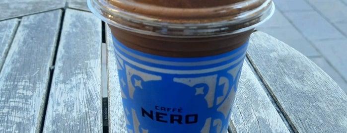 Caffè Nero is one of Derya'nın Beğendiği Mekanlar.