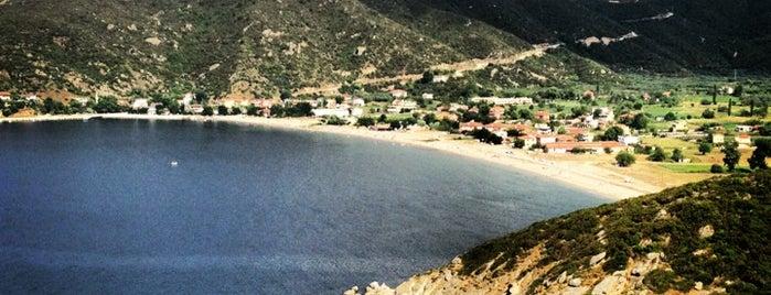 Doğanlar Sahili is one of สถานที่ที่บันทึกไว้ของ Bengi.