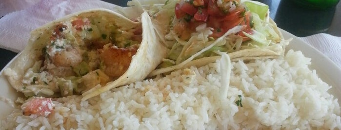Baja Fish Tacos is one of OC Tacos.