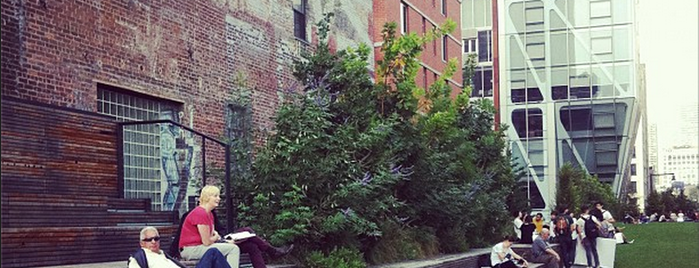 High Line is one of My NYC.