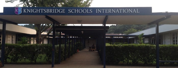 Knightsbridge Schools International Panama is one of สถานที่ที่ Polina ถูกใจ.