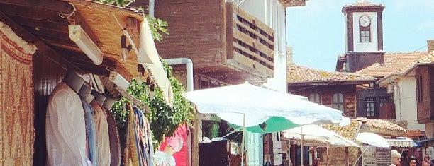 Bazar Old Nessebar is one of Болгария - Солнечный берег.