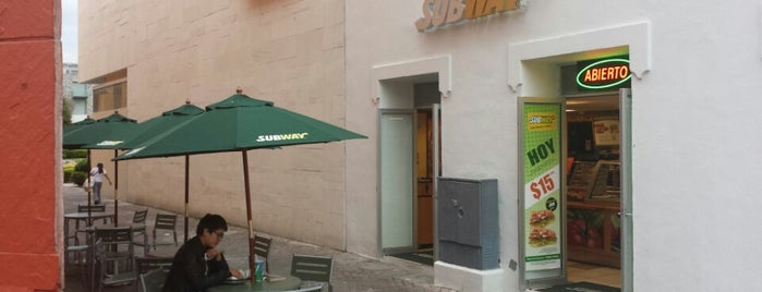 Subway is one of Tania : понравившиеся места.