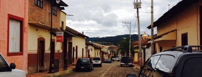 Concepcion de buenos aires is one of Región Sureste, Jalisco.