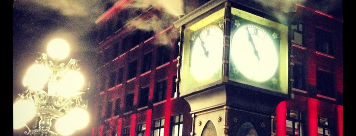 Gastown Steam Clock is one of Vancouverite - Best Places In and Around Vancouver.