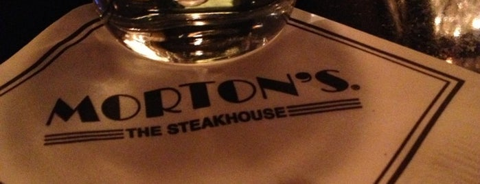 Morton's The Steakhouse is one of Restaurants In Philly.