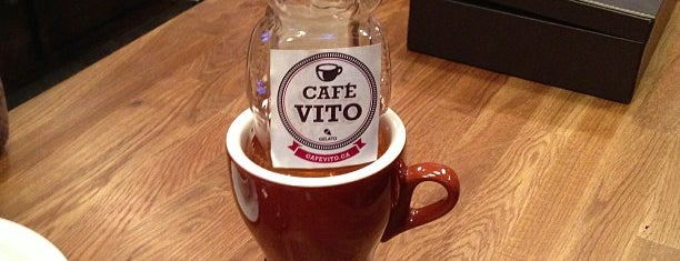 Café Vito is one of Top café coffee shops Montreal.