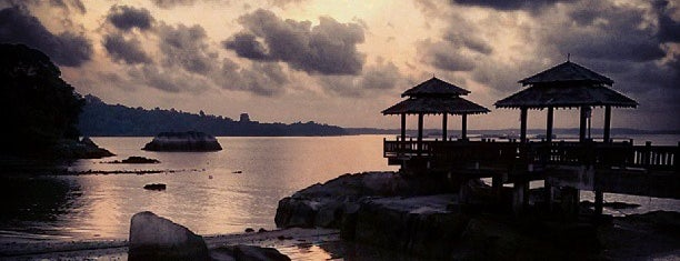 Pulau Ubin is one of Singa.