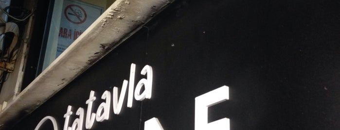 Tatavla Sahne is one of İstanbul Avrupa Yakası #4 🍁🍃.
