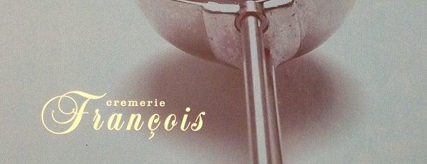 Cremerie François is one of สถานที่ที่ Dennis A. ถูกใจ.