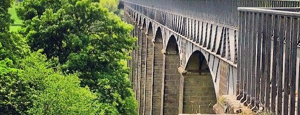 Pontcysyllte Aqueduct is one of Holiday Destinations 🗺.