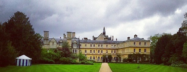 University of Oxford is one of London Favorites.