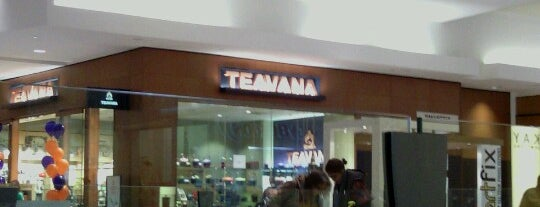 Teavana is one of Fave Shopping.
