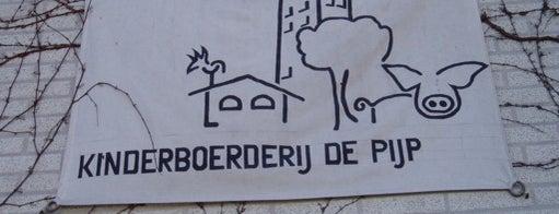 Kinderboerderij De Pijp is one of De Pijp.
