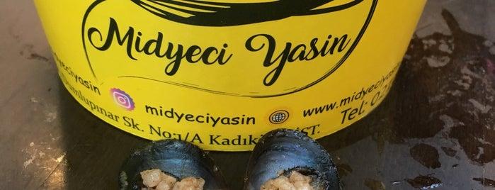 Midyeci YASIN is one of Istanbul.