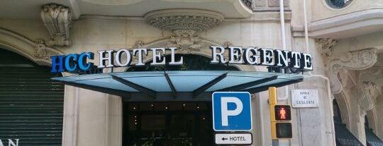 Hotel HCC Regente is one of Damien 님이 좋아한 장소.