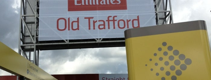 Emirates Old Trafford is one of International Sports~Part 1....