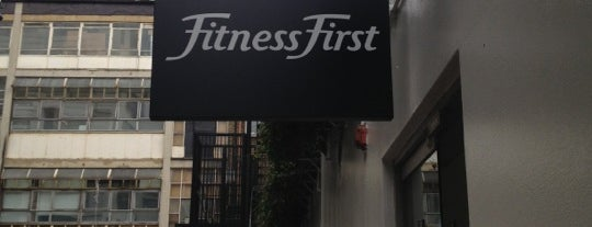 DW Fitness First is one of My London.