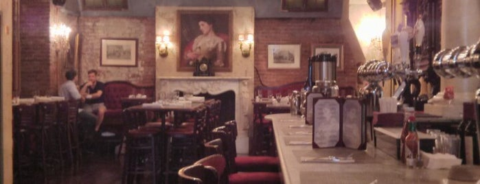 Lillie's Union Square is one of Neighborhood haunts.