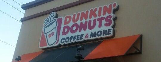 Dunkin' is one of Orte, die Isabella gefallen.