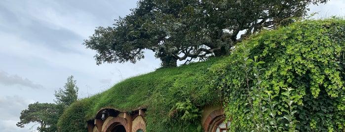 Hobbiton Movie Set is one of Go back to explore: New Zealand.