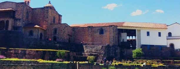 Convento Santo Domingo Qorikancha is one of Guilhermeさんのお気に入りスポット.