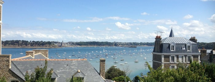 Dinard is one of Bretagne.