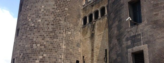 Castel Nuovo (Maschio Angioino) is one of Napoli & Positano.